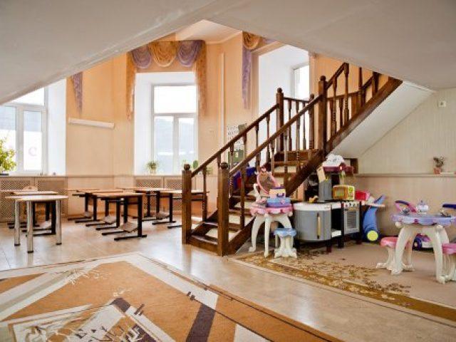 Частный детский сад «Лучик» (филиал на Остоженке)
