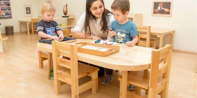 5 лучших детских садов Монтессори в Москве