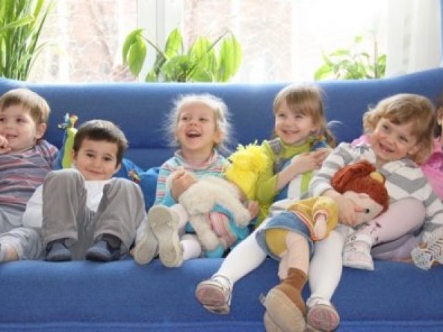 Частный детский сад «Эрудит» (отделение «Таганское»)