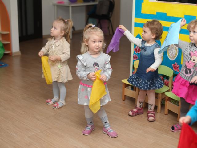 Домашний детский сад «Петрушка»